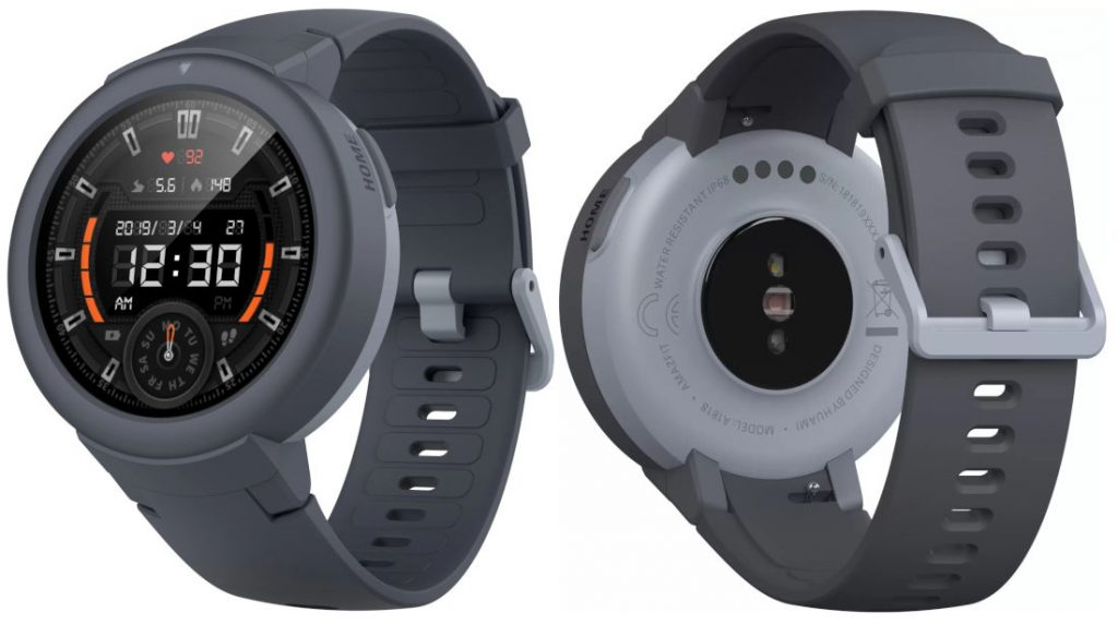Amazfit Verge Lite smartwatch with 20-day battery Life relaunched at Rs 4,999