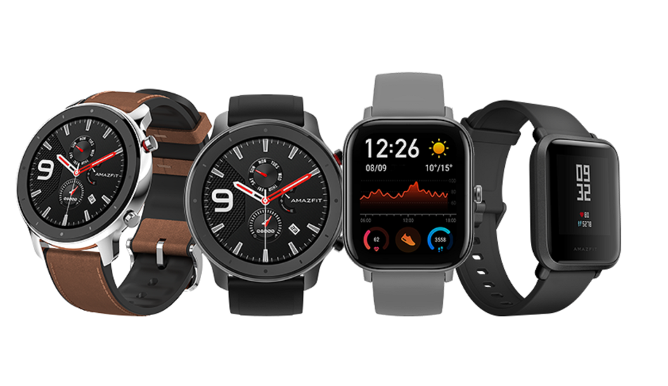 Amazfit GTR 2e, GTS 2e smartwatches to launch in India on Jan 19