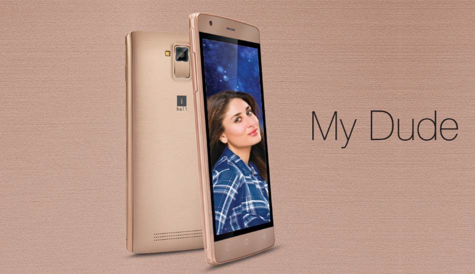 iBall Andi 5N Dude with 5-inch display, quad-core CPU launched for Rs 4,099