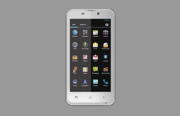 iBall Andi 4.5H debuts with 8 MP camera for Rs 12,490