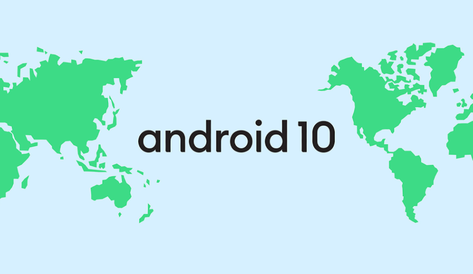 Google unveils Android 10, starts rolling out to Pixel phones