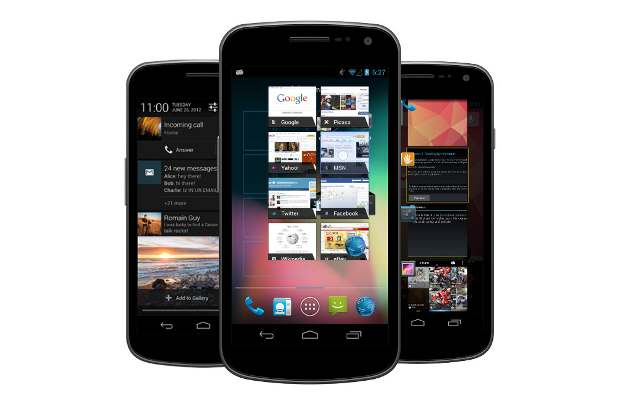 Android devices getting Jelly Bean