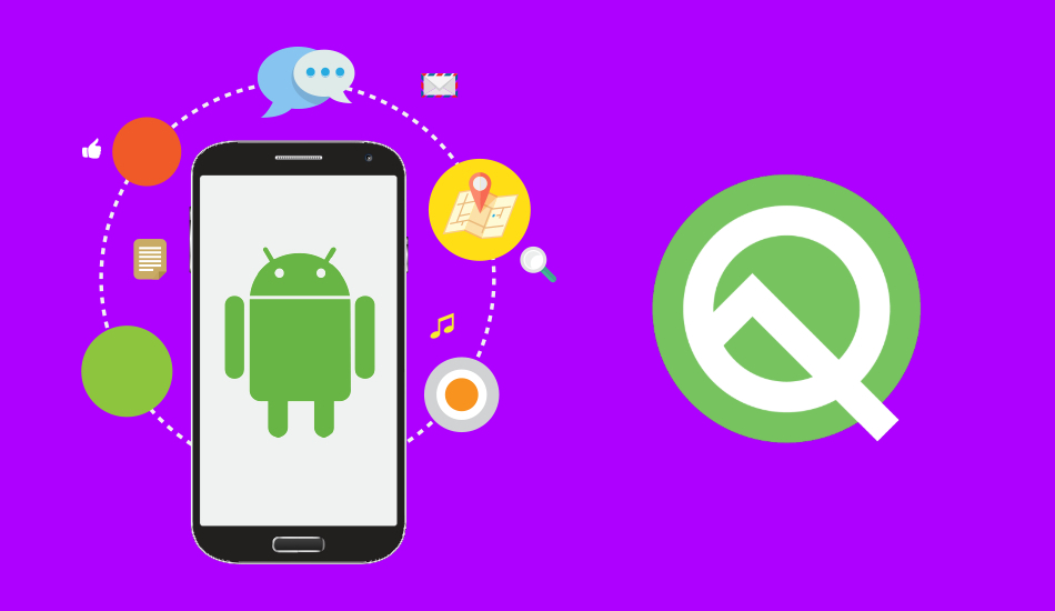 Android Q Beta 2 rolled out: Notification Bubbles, faster app switcher, Foldables emulator and more