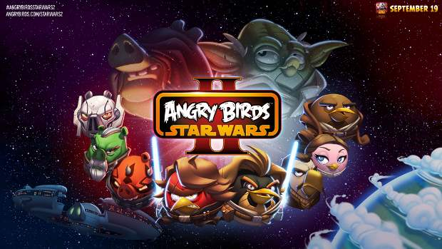 Angry Birds Star Wars II coming on September 19