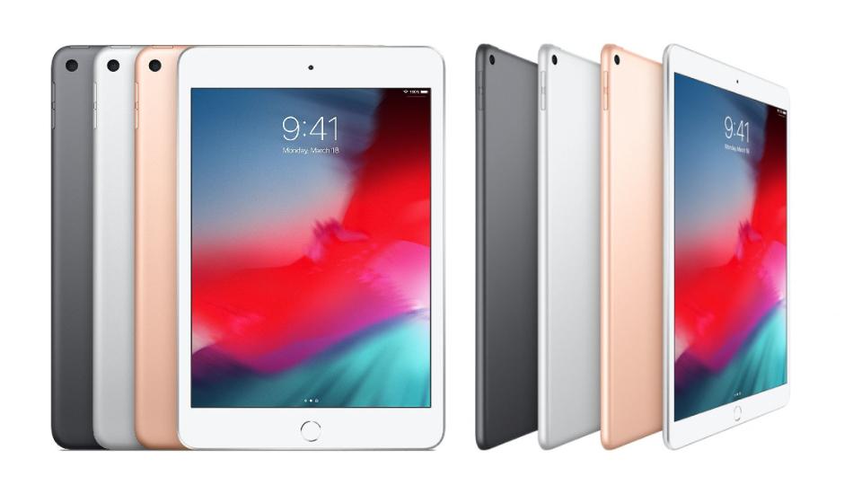 Apple quietly unveils 7.9-inch iPad Mini, 10.5-inch iPad Air, starts at Rs 34,900