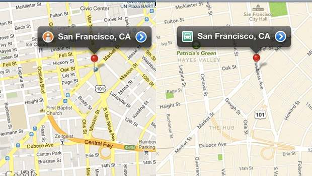Google working on alternate maps app for Apple devices