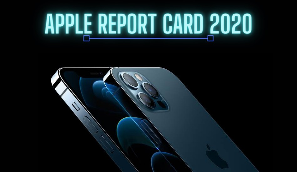 Report Card 2020 Apple: Hit and Misses