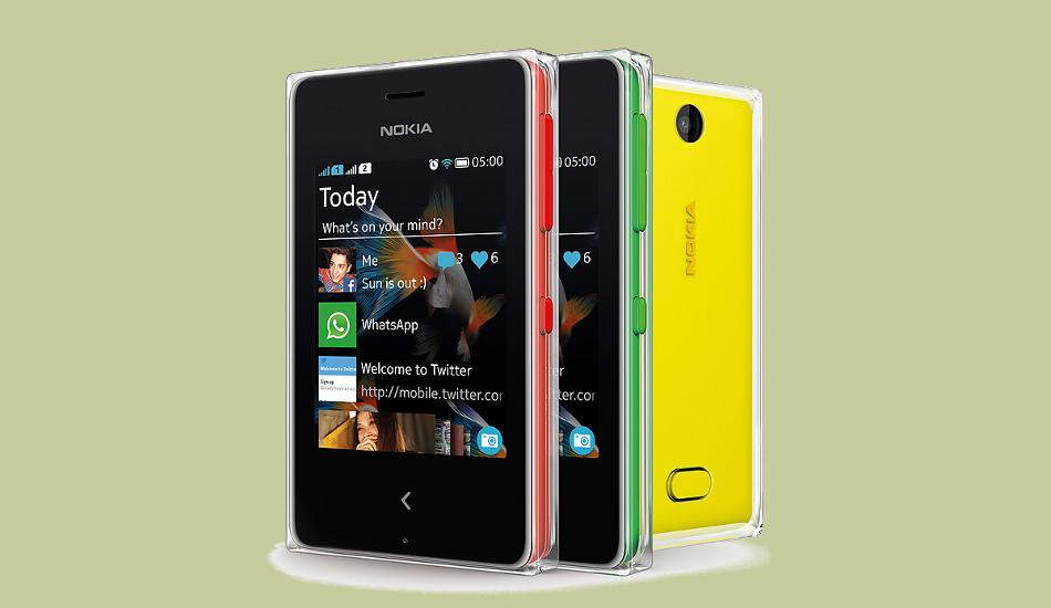 Nokia Asha 500 now available for Rs 4,339