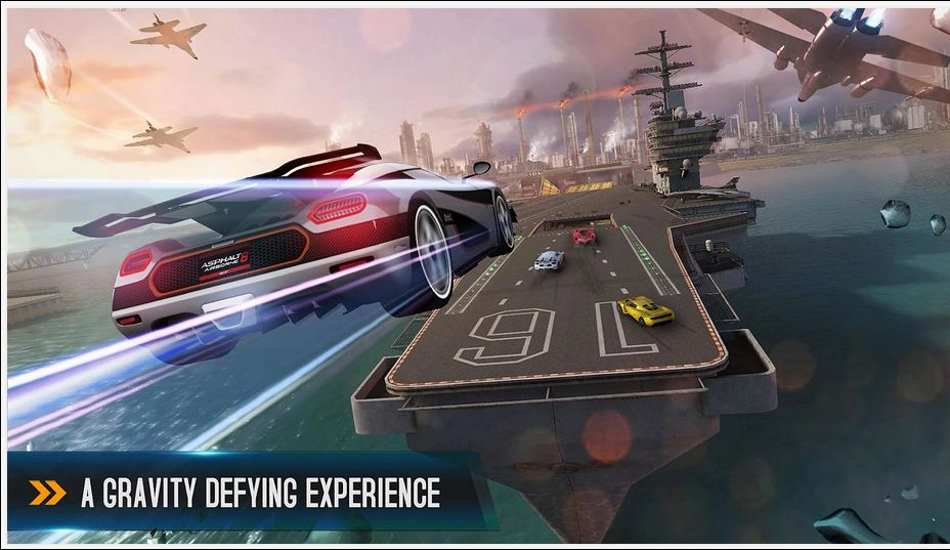 Top 20 Free Android Games