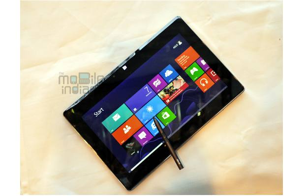 Hands on: Asus Taichi