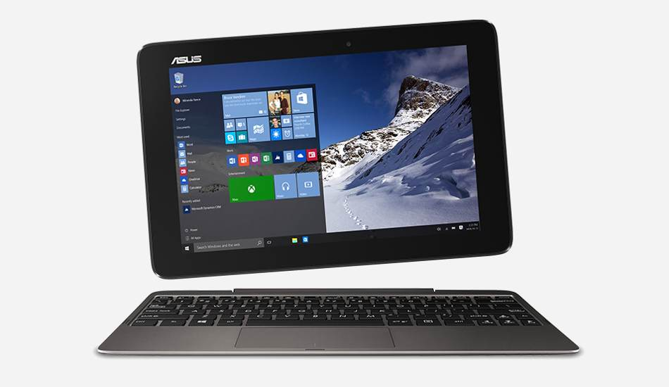 Asus Transformer Book T100HA 2-in-1 tablet launched in India at Rs 23,990