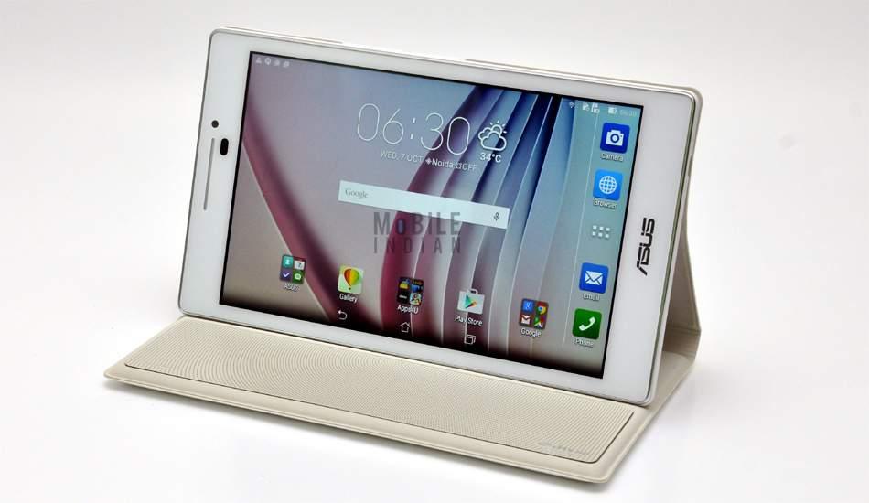 Asus ZenPad 7.0 in pics