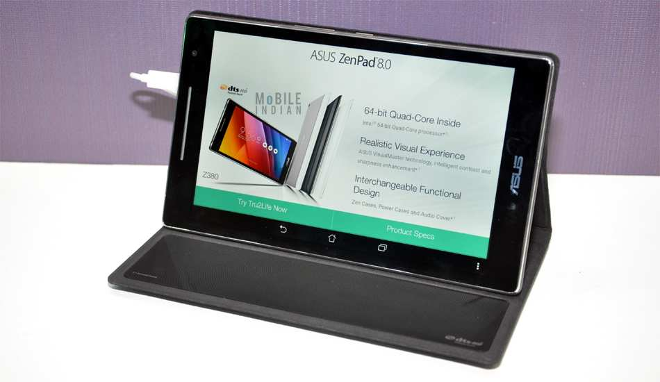 Asus ZenPad 8.0 in pics
