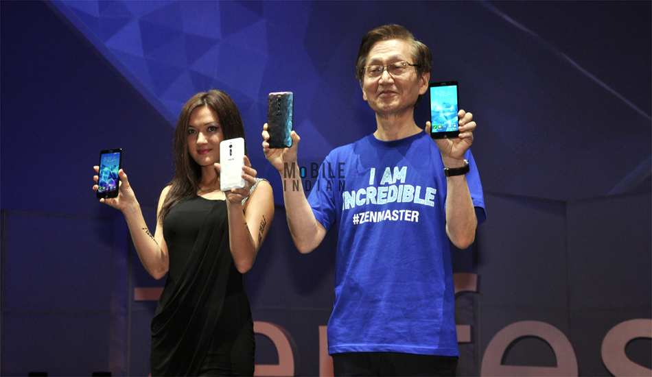 Asus Zenfone 2 Deluxe - For those who want to look different