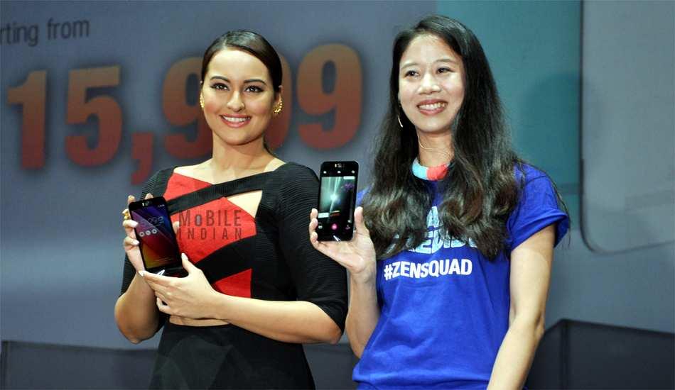 Asus Zenfone Selfie in pics