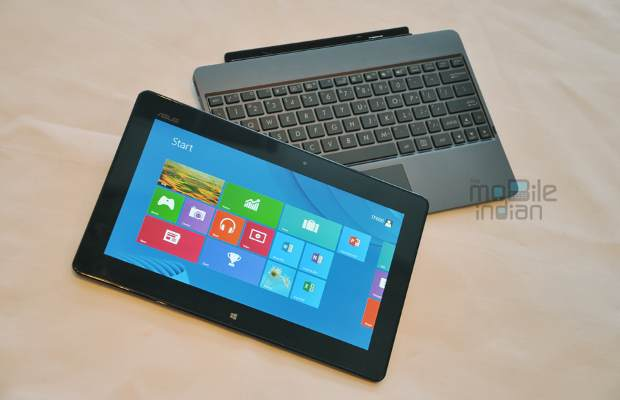 Asus windows 8 tablets: In pics