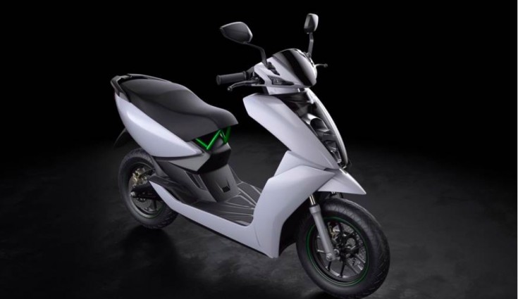 Ather 340 and 450 Electric Scooters launched in India