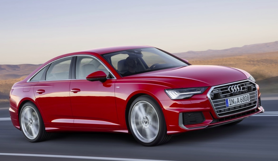 2019 Audi A6 in Pictures