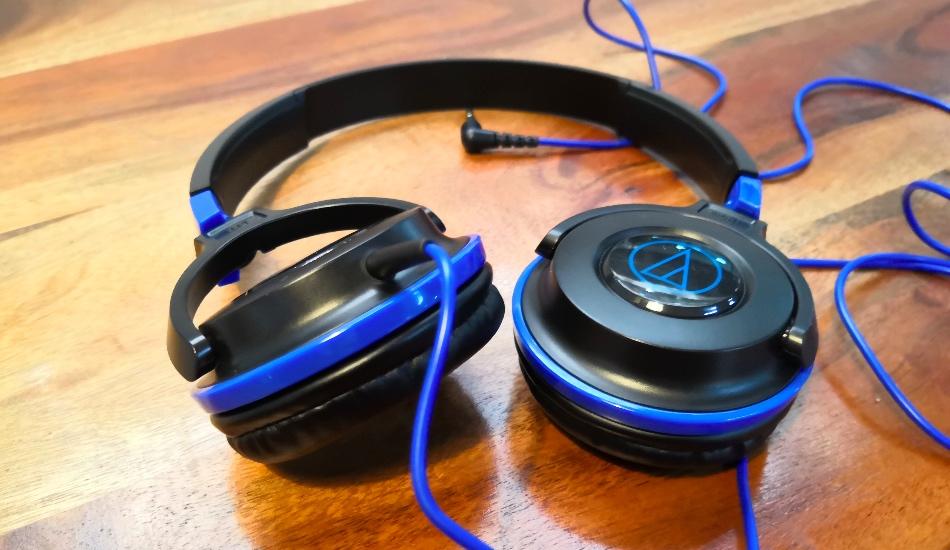 Audio Technica ATH-S100 Headphones Review
