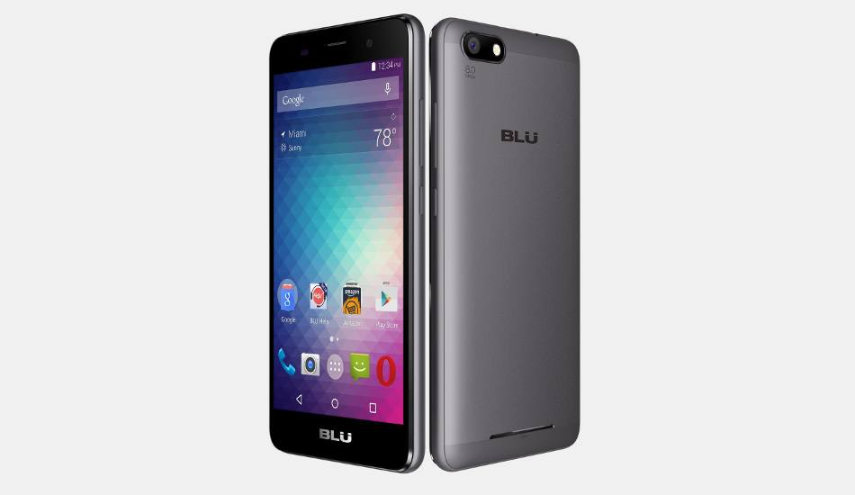 BLU Dash X2, Dash M2 with Android Marshmallow unveiled, priced under Rs 6K