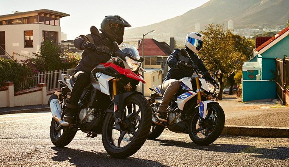BMW Motorrad entry-level G310R and G310 GS motorcycles launched in India