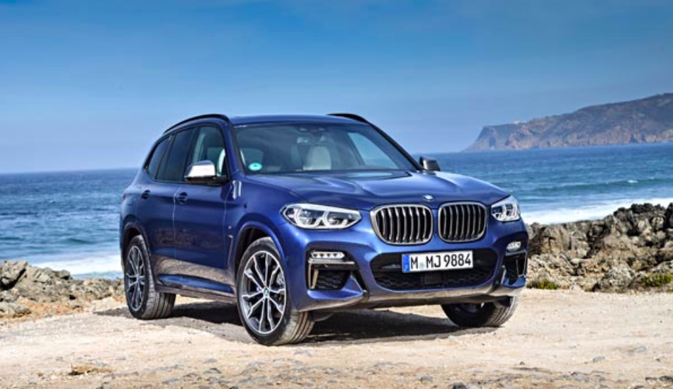 BMW will be launching its X3 SUV in India on April 19, Mercedes-Benz GLC and the Audi Q5 with be the competitors