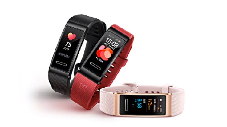 Huawei Band 4 Pro fitness band announced