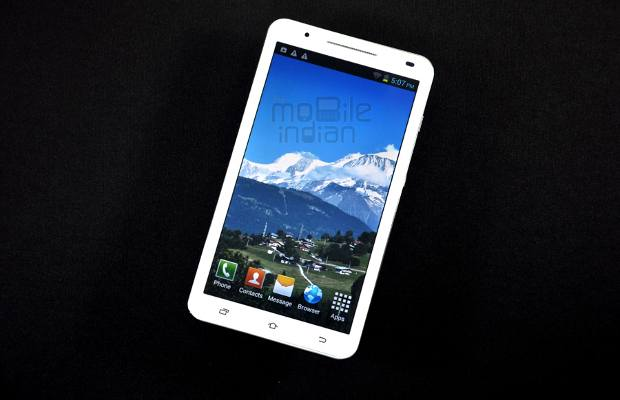 Mobile review: Byond Phablet III