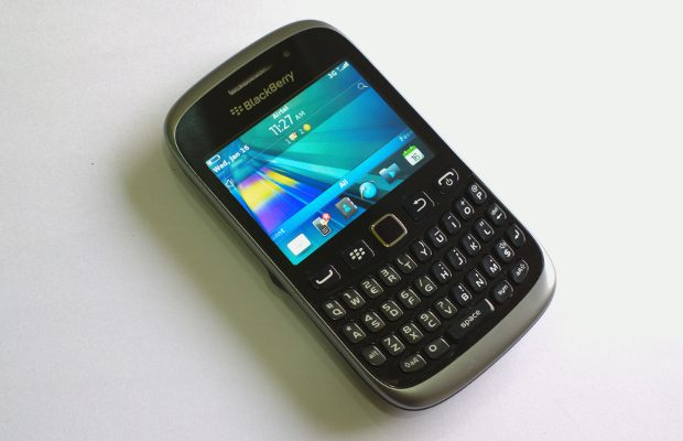 Mobile Review: BlackBerry Curve 9320