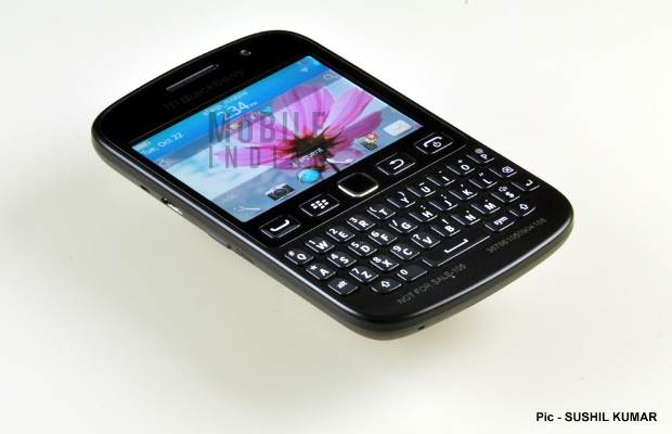 Review: BlackBerry 9720