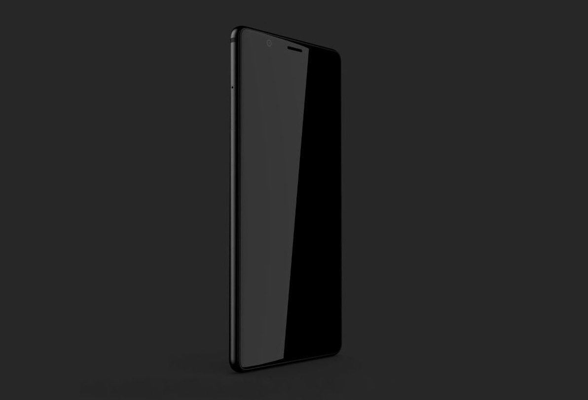 BlackBerry 'Ghost' with bezel-less display to launch in India soon