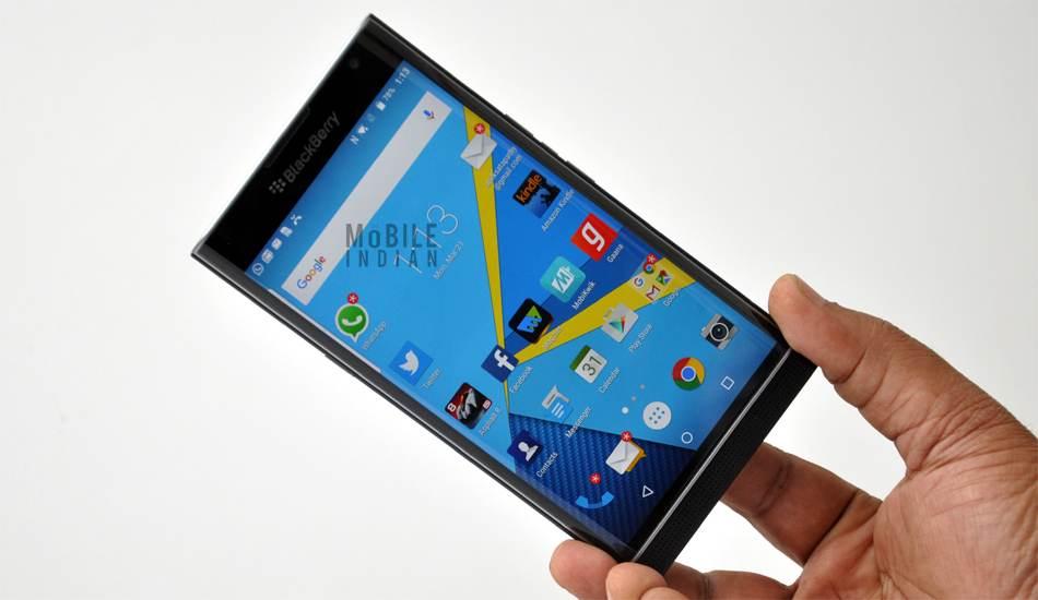 BlackBerry Priv Review: A diamond in the rough
