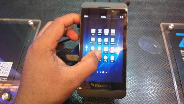 Mobile review: BlackBerry Z10