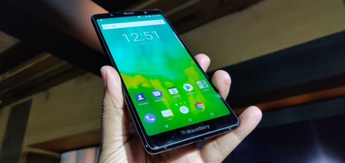 BlackBerry Evolve in Pictures