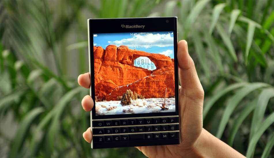 BlackBerry Passport First Cut: A passport for professionals to stay connected