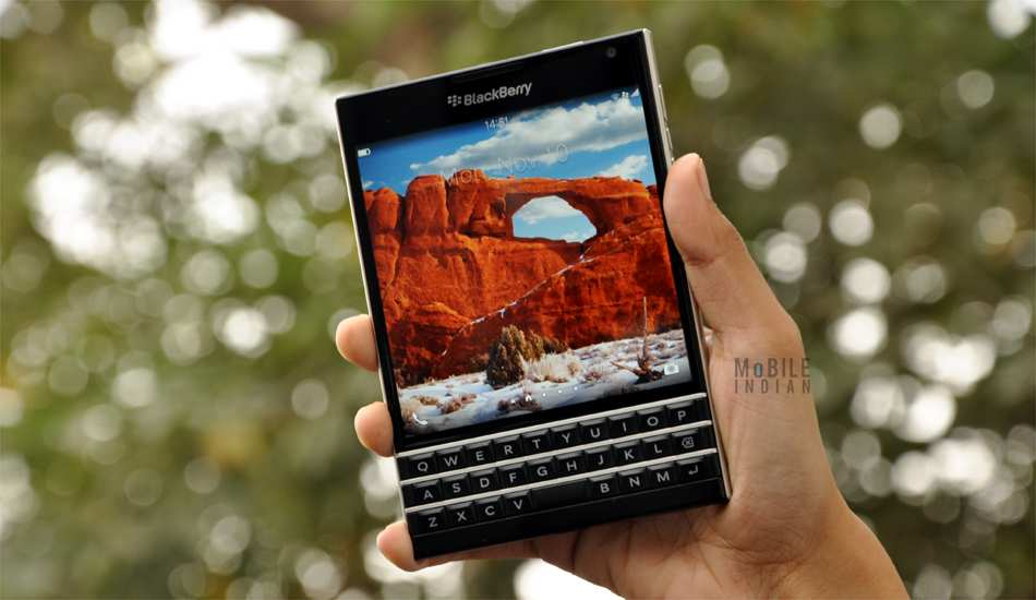 BlackBerry mulling to make Android smartphones: Report