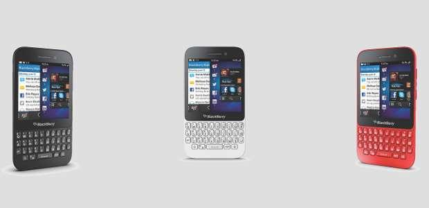 Festive offer: BlackBerry Q5, Z10, Q10 prices slashed