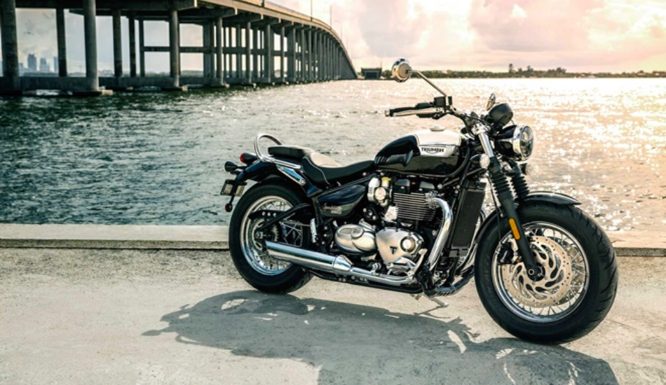 Triumph Bonneville Speedmaster Launched in India: Everything you want know
