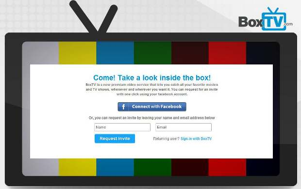Box TV starts streaming video services in India