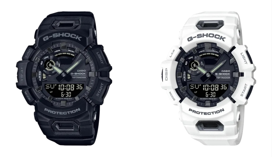 Casio G-Shock GBA900 fitness watch launched