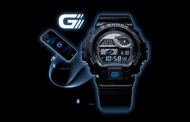 Casio launches bluetooth watch for iPhone