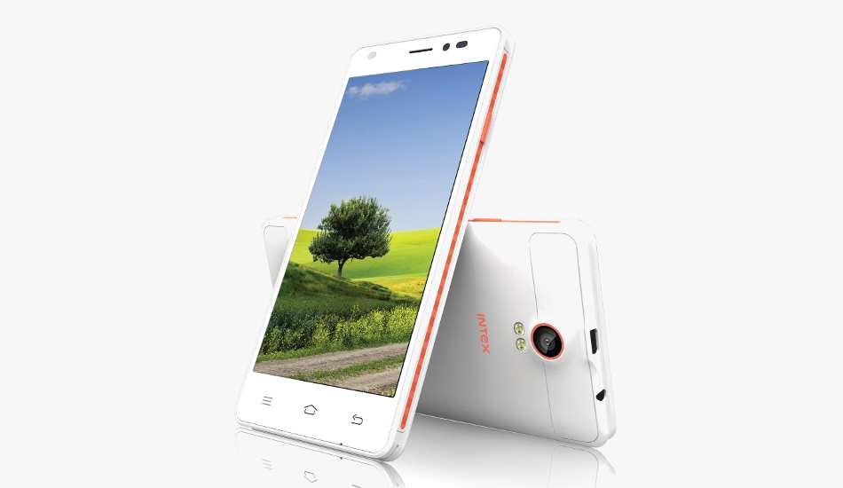 Intex Cloud M5 II launched at Rs 4,799, offers 5MP front cam with flash light
