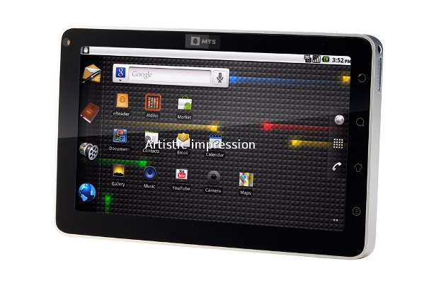MTS to launch 7 inch CDMA tablet soon