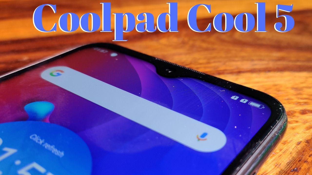 Coolpad Cool 5 First Impression