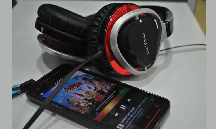 Review: Creative Aurvana Live! 2 Headphone