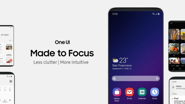 Samsung Galaxy Note 9, Galaxy S9 and Galaxy S9+ Android Pie to roll out in January