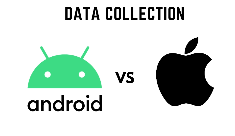 Android collects 20% more data than iOS: Report