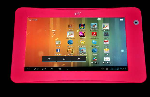 Wishtel launches pink coloured tablet for women