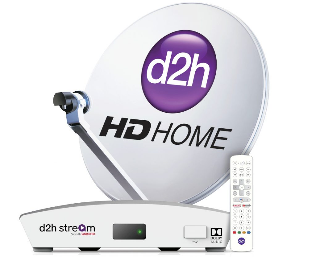 D2h offers new plans and services, introduces Ramzaan combo channel pack