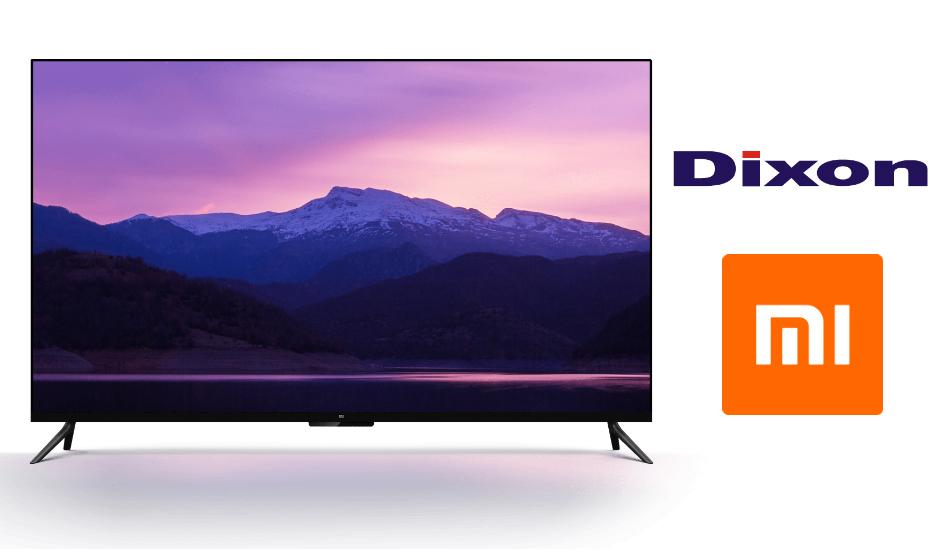 Dixon's Tirupati manufacturing unit to make TVs for Xiaomi